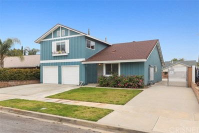1743 Hannah Circle, Simi Valley, CA 93063 - MLS#: SR19111954