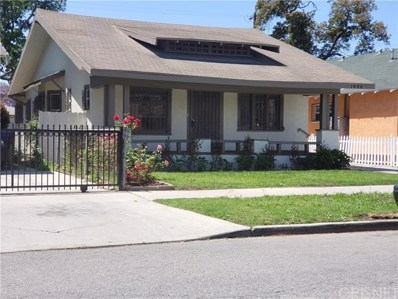 1448 W 55th Street, Los Angeles, CA 90062 - MLS#: SR19112517