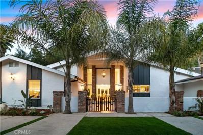4920 Topeka Drive, Tarzana, CA 91356 - MLS#: SR19113169