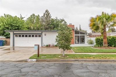 624 Fantasy Street, Palmdale, CA 93551 - MLS#: SR19113684