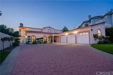 11594 Rancho Del Valle, Granada Hills, CA 91344 - MLS#: SR19113719