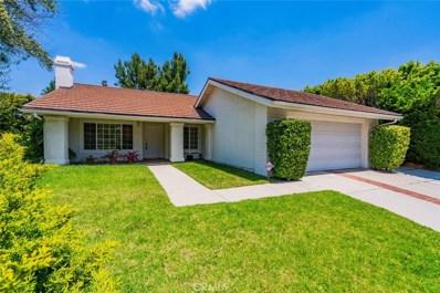 11542 Pala Mesa Drive, Porter Ranch, CA 91326 - #: SR19114036