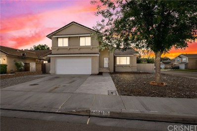 44041 12th Street E, Lancaster, CA 93535 - MLS#: SR19114328