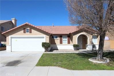 1325 W Avenue H6, Lancaster, CA 93534 - MLS#: SR19114492