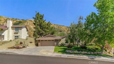29152 Poppy Meadow Street, Canyon Country, CA 91387 - MLS#: SR19115383