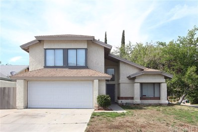 2563 Apache Plume Court, Palmdale, CA 93550 - MLS#: SR19115408