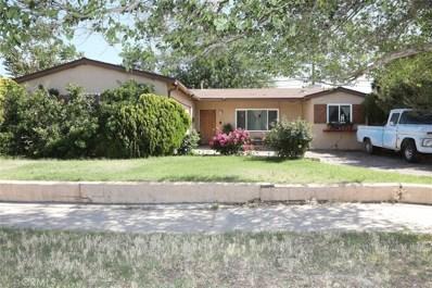 626 E Nugent Street, Lancaster, CA 93535 - MLS#: SR19115467