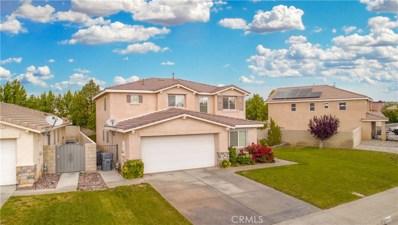 3539 Cooperstown Avenue, Lancaster, CA 93535 - MLS#: SR19115661