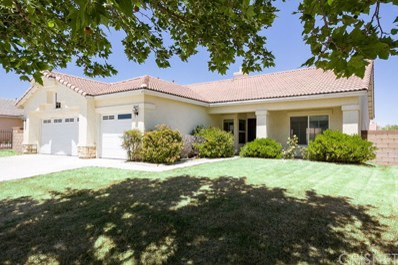 2041 Kalliope Avenue, Lancaster, CA 93536 - MLS#: SR19115859