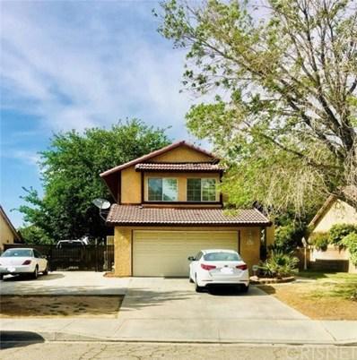 801 E Avenue J10, Lancaster, CA 93535 - MLS#: SR19115883
