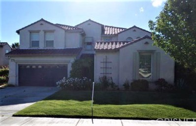 39438 Desert Lilly Court, Palmdale, CA 93551 - MLS#: SR19117680