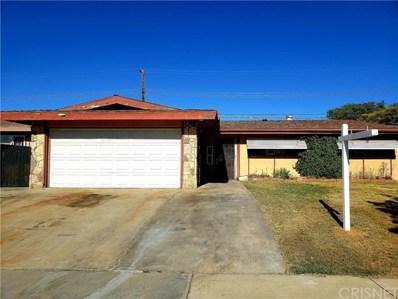 45228 Lorimer Avenue, Lancaster, CA 93534 - MLS#: SR19117834