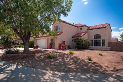 4102 Amalfi Drive, Palmdale, CA 93552 - MLS#: SR19118350