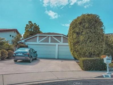 765 Rushing Creek Place, Thousand Oaks, CA 91360 - MLS#: SR19118860