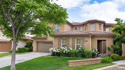 26006 Shadow Rock Lane, Valencia, CA 91381 - MLS#: SR19118943