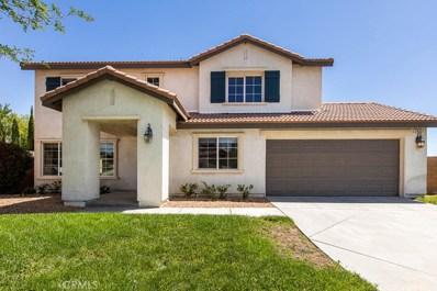 2653 Arezzo Court, Palmdale, CA 93550 - MLS#: SR19120220