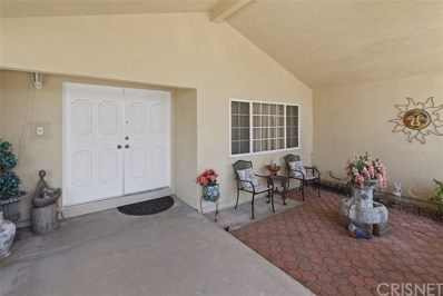 2708 Still Meadow Lane, Lancaster, CA 93536 - MLS#: SR19121539