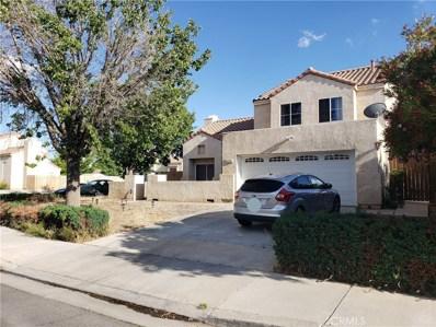 3732 Hollowglen Drive, Palmdale, CA 93550 - MLS#: SR19121840