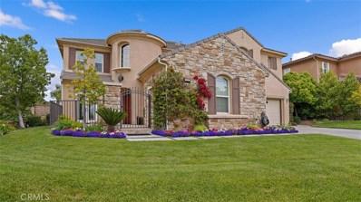 26842 Boulder Crest Drive, Valencia, CA 91381 - #: SR19122022
