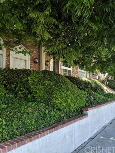 8741 Darby Avenue UNIT 7, Northridge, CA 91325 - MLS#: SR19123054