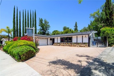 5752 Wallis Lane, Woodland Hills, CA 91367 - MLS#: SR19124784