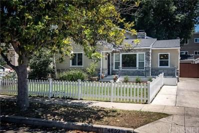 4852 Stansbury Avenue, Sherman Oaks, CA 91423 - MLS#: SR19126144