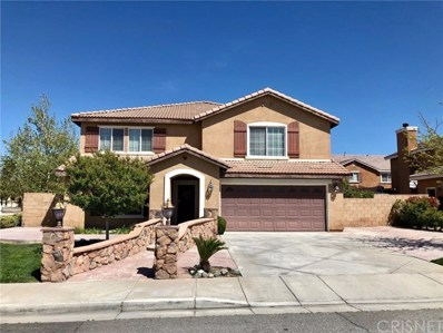 37714 Segovia Way, Palmdale, CA 93552 - MLS#: SR19127161