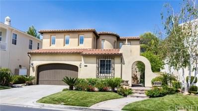 24607 Garland Drive, Valencia, CA 91355 - #: SR19127205
