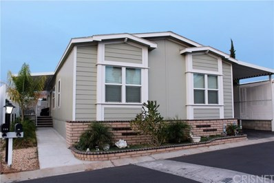 1550 Rory Lane UNIT 154, Simi Valley, CA 93063 - MLS#: SR19127694