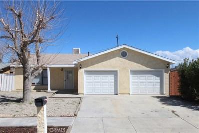 37234 50th Street E, Palmdale, CA 93552 - MLS#: SR19127732