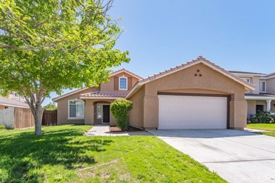 36848 Firethorn Street, Palmdale, CA 93550 - MLS#: SR19128208