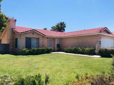44160 37th Street W, Lancaster, CA 93536 - MLS#: SR19128384