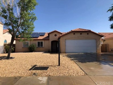 3307 Jahon Court, Rosamond, CA 93560 - MLS#: SR19129264