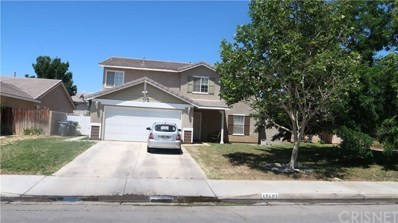 45403 17th Street W, Lancaster, CA 93534 - MLS#: SR19131330