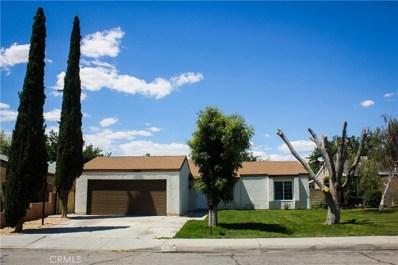 3139 Larwood Drive, Lancaster, CA 93536 - MLS#: SR19131702