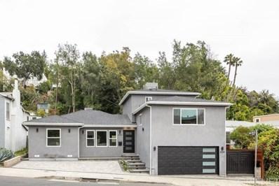 4242 Hazel Kirk Drive, Los Feliz, CA 90027 - MLS#: SR19132717