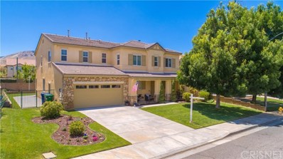 2246 Thorncroft Circle, Palmdale, CA 93551 - MLS#: SR19133749