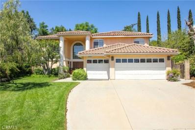 12461 Jacqueline Place, Granada Hills, CA 91344 - MLS#: SR19134339