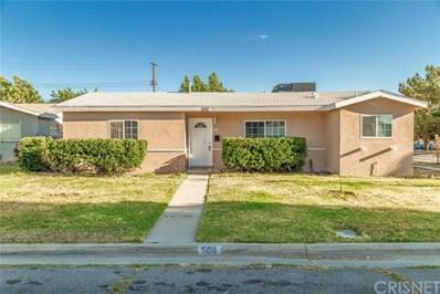 506 E Lingard Street, Lancaster, CA 93535 - MLS#: SR19134415