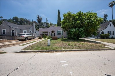 1516 Oak Grove Drive, Eagle Rock, CA 90041 - MLS#: SR19134636