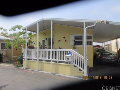 15445 Cobalt Street UNIT 65, Sylmar, CA 91342 - MLS#: SR19134886
