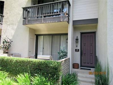 5757 Owensmouth Avenue UNIT 7, Woodland Hills, CA 91367 - MLS#: SR19135239