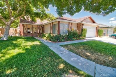 2849 La Vida Drive, Lancaster, CA 93535 - MLS#: SR19135650