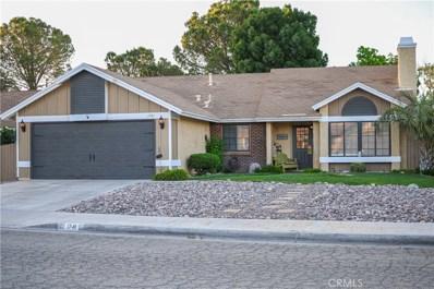 1741 Viridan Avenue, Lancaster, CA 93534 - MLS#: SR19135977