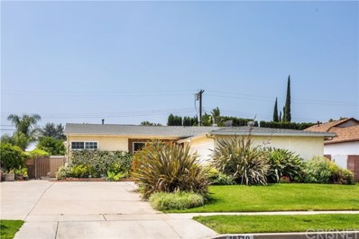 16710 Kinzie Street, Northridge, CA 91343 - MLS#: SR19136377