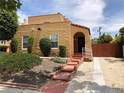 914 S Ridgeley Drive, Los Angeles, CA 90036 - MLS#: SR19136661