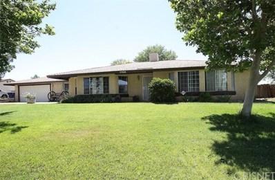 37015 94th Street E, Littlerock, CA 93543 - MLS#: SR19137211