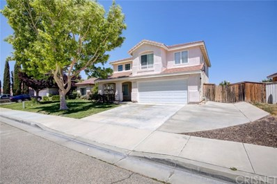 44320 63rd Street W, Lancaster, CA 93536 - MLS#: SR19137228