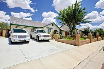 37616 Robin Lane, Palmdale, CA 93550 - MLS#: SR19137818