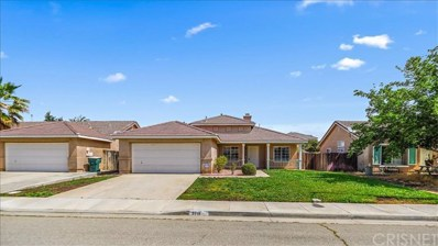 3719 Garnet Avenue, Rosamond, CA 93560 - MLS#: SR19140194